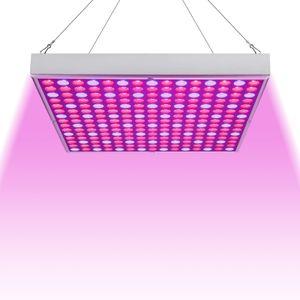 Wolketon 45W LED Pflanzenlampe, Led Grow Lampe Full Spectrum Wachsen Licht Wachstumslampe Pflanzenlicht fuer Zimmerpflanzen Gemuese und Blumen