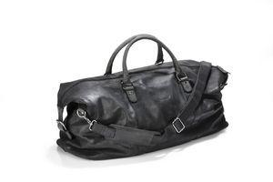 Packenger Ledertasche Floki Weekender Reisetasche