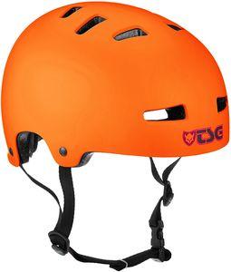TSG Evolution Helm Solid Colors satin orange L/XL (57-59cm)