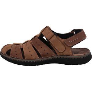Rohde 6042-75 - Herrenschuhe Sandale / Pantolette, Braun, leder (nappa/nubuk)
