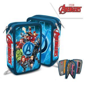 Marvel beutel The Avengers junior Polyester blau