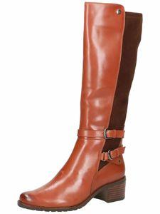 Caprice Damen Stiefel braun 9-9-25507-25 G-Weite Größe: 38.5 EU