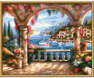 Schipper Malen nach Zahlen - Villa am Meer