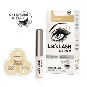 Let's Lash Wimpernserum 3ml