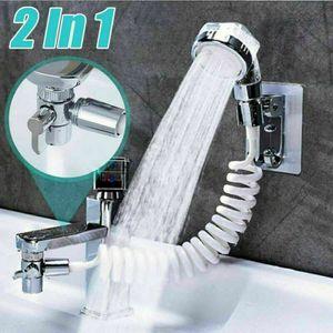 Duschkopf Handbrause Für Wasserhahn Waschbecken Wasserspar Bad Sprinkler Dusche