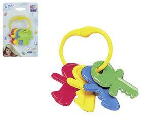 Happy People beißring mit schlüssel 6 cm