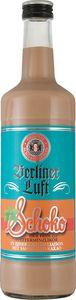 Berliner Luft Schoko-Likör | 15 % vol | 0,7 l