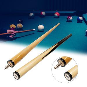 48In Junior Kid Billard Schaft 2-teilig aus Holz Pool Queue Stick Entertainment Snooker Billard Werkzeug
