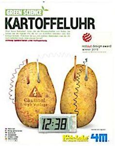 HCM Kinzel 4M 663275 - Green Science - Kartoffeluhr