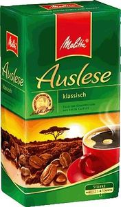 Melitta Auslese klassisch - Gemahlener Kaffee - 500 g