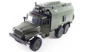 Ural B36 Militär LKW 6WD RTR 1:16, grün
