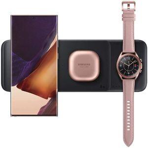 Samsung EP-P6300 - Indoor - USB - Kabelloses Aufladen - 1 m - Schwarz