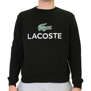 Lacoste Sweatshirt Herren Sonstige Pullover Schwarz (SH0605 031) Größe: S