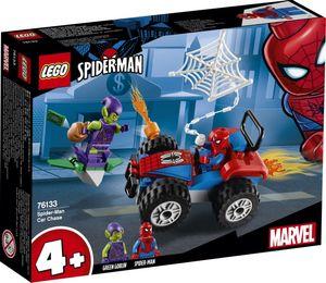 LEGO® Marvel Super Heroes™ Spider-Man Verfolgungsjagd, 76133