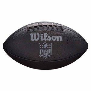 Wilson Nfl Jet Black Junior Black One Size