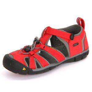 Keen Schuhe Seacamp II Cnx Racing Red Gargoyle, 10144701014478, Größe: 31