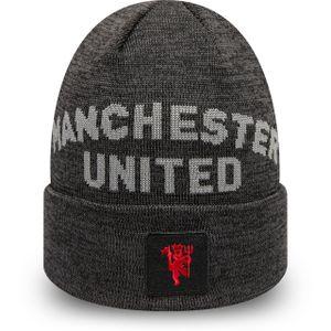 New Era Wintermütze Strick Beanie - Manchester United