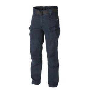 Helikon-Tex UTP Urban Tactical Pants Denim Dark Blue Jeans Loose Fit Dark Blue S/XLong