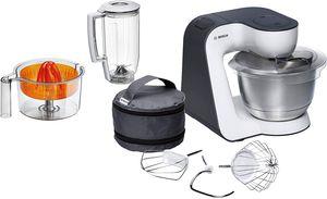 BOSCH MUM50123 Küchenmaschine MUM50123 weiß/anthrazit