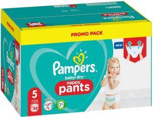 Pampers Pants Baby Dry Größe 5 (12-17kg) 88Stk.