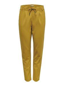 ONLY Damen Onlpoptrash Easy Colour Pant PNT Noos Hose, Farbe:Gelb (Harvest Gold), Größe:XL