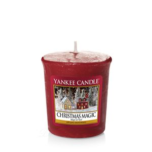 Yankee Candle Classic Votive Christmas Magic