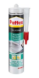 Pattex Küche Silikon transparent 300ml