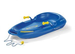 rolly toys SnowMax Hohlkörperschlitten blau, Maße: 103x49x19 cm; 20 028 3