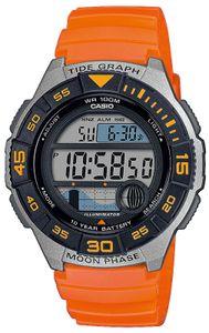 Casio Digitaluhr Armbanduhr WS-1100H-4AVEF Multifunktion