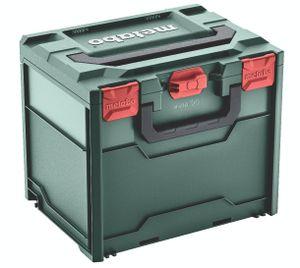 Metabo metaBOX 340 ( 626888000 ) System Werkzeug Koffer aus Kunststoff Stapelbar Solo - ohne Einlage