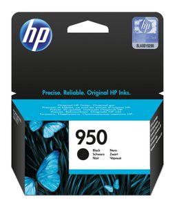 HP 950, Original, Tinte auf Pigmentbasis, Schwarz, HP, HP OfficeJet Pro 251, 276, 8100, 8600, 8610, 8620, 1 Stück(e)