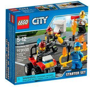 Lego 60088 City - Feuerwehr Starter-Set