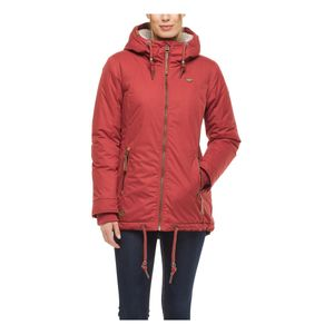 Ragwear Zuzka - Winterjacke, Größe_Bekleidung:M, Ragwear_Farbe:chili red