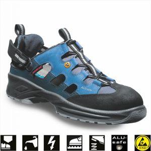 Stabilus - Sicherheits Sandale Pandale S1 - ESD - FITline - Gr 47