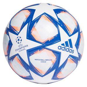 adidas Fußball UCL Finale 20 League Weiß / Blau 5