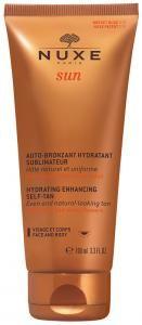 Nuxe Sun Hydrating Enhancing Self-Tan Körper 100 ml Selbstbräuner