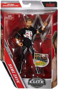 Mattel DXJ30 - WWE RAW - Elite Collection Figur, Sami Zayn
