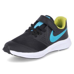 Nike Sneaker Low STAR RUNNER 2 Schwarz Unisex