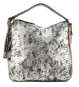 SURI FREY Fanny Hobo Bag Silver
