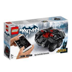 LEGO® DC Universe Super Heroes™ App-Gesteuertes Batmobile 76112