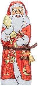 Lindt Weihnachtsmann Edelbitter aus Edelbitterschokolade 125g