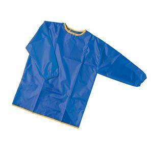 Creall 27010 Malkittel / Schürze groß, 9-12 Jahre, blau