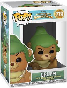 Disney Adventures of Gummi Bears Gummibärenbande - Gruffi 779 - Funko Pop! - Vinyl Figur