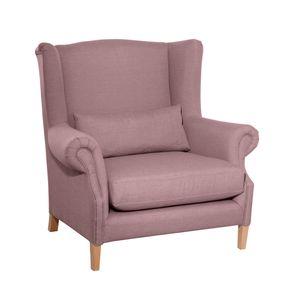 Max Winzer Harvey Big-Sessel - Farbe: aubergine - Maße: 115 cm x 95 cm x 117 cm; 30001-1100-1645262-F01