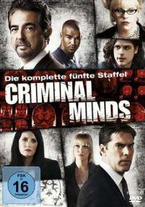 Criminal Minds, Staffel 5 DVD
