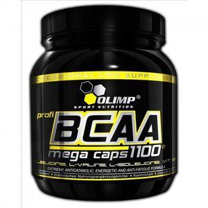 Olimp BCAA Mega Caps 1100, Kapseln, 300 Stück