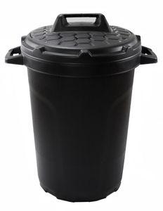 Allzwecktonne Tonne mit Deckel 90 Liter