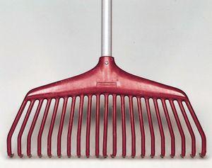 FISKARS Nylon-Laubbesen, Laubrechen mit Stiel 40 cm Arbeitsbreite ***NEU***