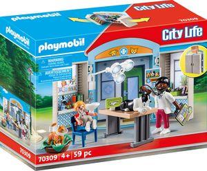 """PLAYMOBIL, Spielbox """"Beim Tierarzt"""", City Life, 70309"""