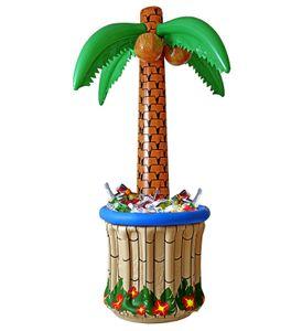 Großer aufblasbarer Palmen Getränkekühler (182cm)